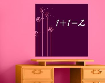 Product picture Wall Decal Chalkboard no.CG2 Blowballs