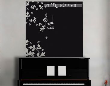Product picture Wall Decal Chalkboard no.CG61 Fall...
