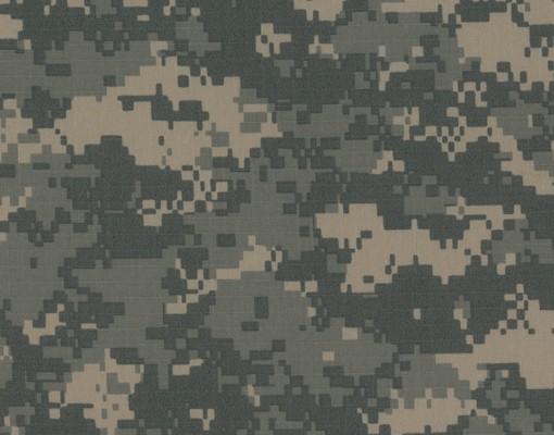Produktfoto Selbstklebendes Wandbild Camouflage Triptychon I