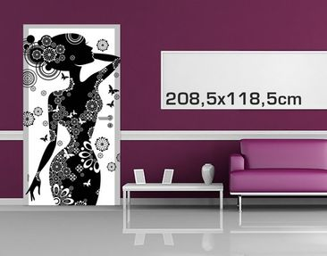 Product picture Door Photo Wall Mural Sensuality