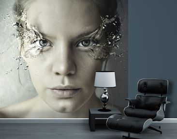Produktfoto Photo Wall Mural Emotional Woman