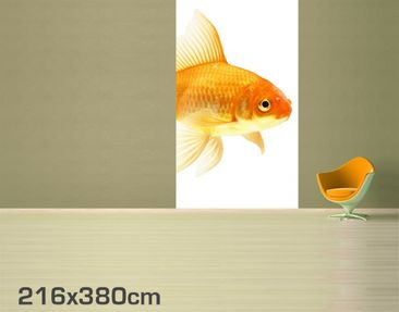 Product picture Photo Wall Mural Miss Goldfish