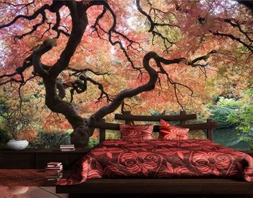 Produktfoto Photo Wall Mural Japanese Garden