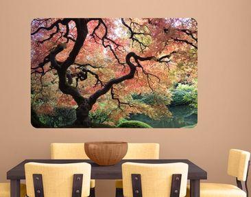 Produktfoto Wall Mural Japanese Garden