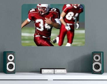 Product picture Wall Mural Running Back