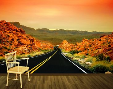 Produktfoto Photo Wall Mural Valley Of Fire