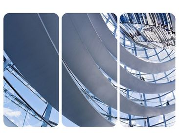 Product picture Wall Mural In the Berlin Reichstag...