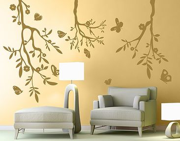 Product picture Wall Decal no.RS85 Three Branches