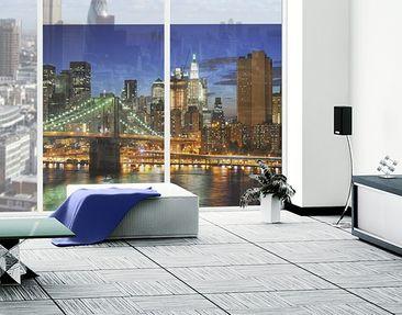 Product picture Window Mural Manhattan Panorama