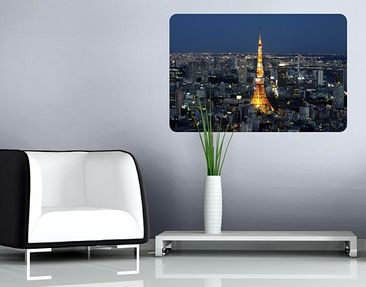 Product picture Wall Mural Tokyo Tower