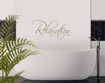 Produktfoto Wall Decal no.EK109 Relaxation