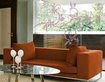 Immagine del prodotto Adesivo per finestre no.RS78 Branch With...
