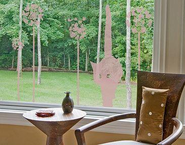 Produktfoto Fensterfolie - Fenstertattoo No.RS76...