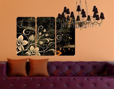 Produktfoto Wall Mural Delicate Cirrus Triptych I