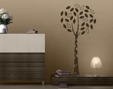 Produktfoto Wall Decal no.MW92 Lonely Tree