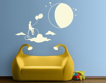 Produktfoto Wall Decal no.MW95 High Up