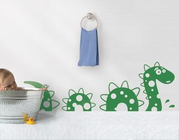 Produktfoto Wall Decal no.MW101 Sea Monster