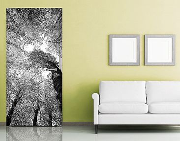 Product picture Door Photo Wall Mural Trees Of Life II