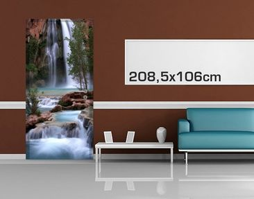 Product picture Door Photo Wall Mural National Park