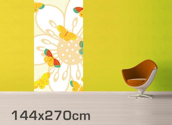 fototapete blumen no ul738 schmetterlinge und bl te tapete selbstklebend. Black Bedroom Furniture Sets. Home Design Ideas