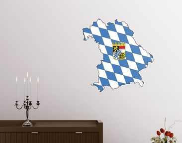 Produktfoto Wall Decal no.AC103 Bavaria