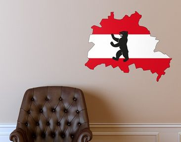 Product picture Wall Decal no.AC138 Berlin