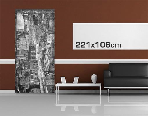 Produktfoto Türtapete New York -  Midtown Manhattan II