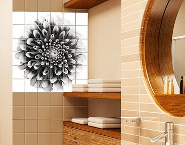 Product picture Tile Mural Aster II