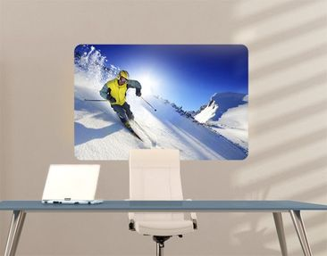Product picture Wall Mural Apres Ski