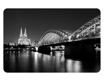 Product picture Wall Mural Cologne At Night II