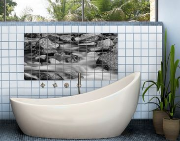 Product picture Tile Mural River In Canada II