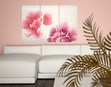 Produktfoto Wall Mural Artistic Flora II Triptych I