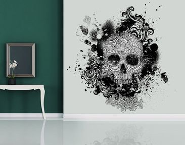 Product picture Photo Wall Mural Skull