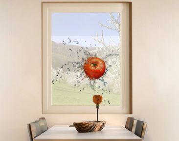 Produktfoto Window Mural Fresh Tomato