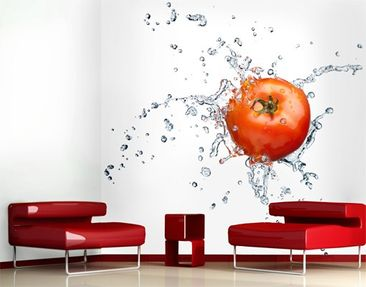 Produktfoto Photo Wall Mural Fresh Tomato