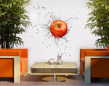 Product picture Wall Decal no.507 Fresh Tomato