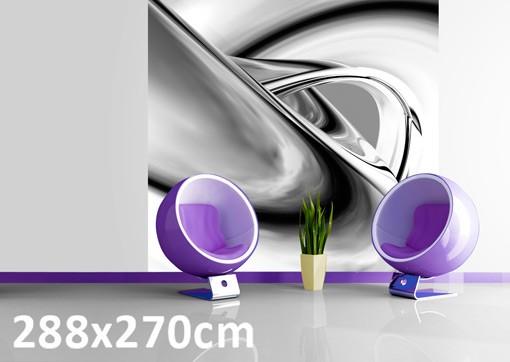 Produktfoto 3D Tapete selbstklebend - Drifting II