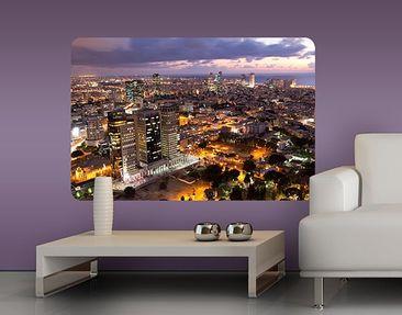 Produktfoto Wall Mural Tel Aviv