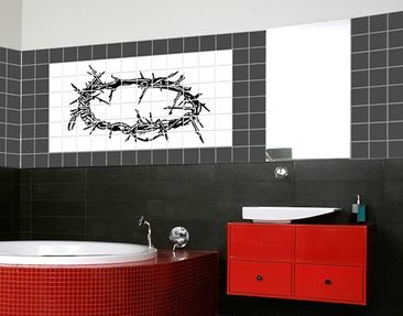 Produktfoto Tile Mural Crown of thorns