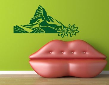 Produktfoto Wall Decal No.UL742 The Matterhorn