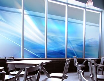 Product picture XXL Window Mural Aquatic