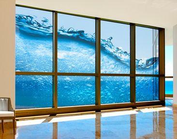 Immagine del prodotto XXL Pellicola per vetri - Beautiful Wave