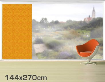 Product picture XXL Window Mural no.DS11 Ornamentic II