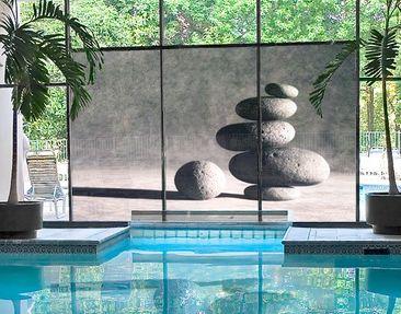 Produktfoto Fensterfolie - XXL Fensterbild In Harmony - Fenster Sichtschutz