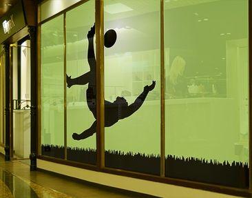 Immagine del prodotto XXL Pellicola per vetri - Footballer In Action