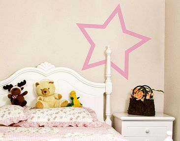 Product picture Wall Decal no.1133 Star II