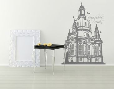 Produktfoto Wall Decal no.FB94 Frauenkirche