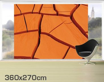 Product picture XXL Window Mural African Land
