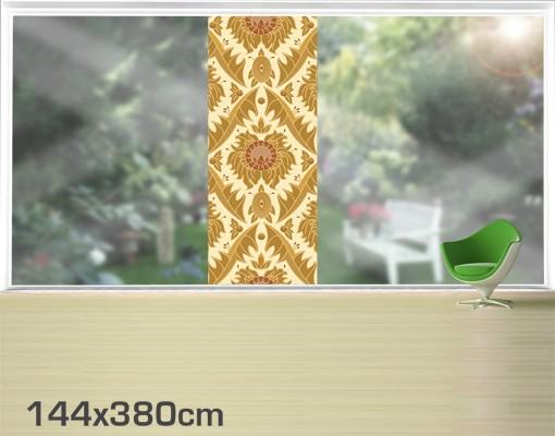 Produktfoto Fensterfolie - XXL Fensterbild The 12 Muses - Melpomene - Fenster Sichtschutz
