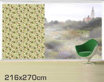 Product picture XXL Window Mural Lost In Paradise